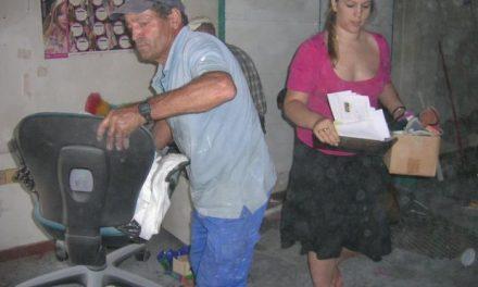 Queman de madrugada la sede de la Agrupación Socialista de la localidad cacereña de Cilleros
