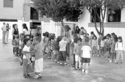 65 escolares acudirán esta semana a las aulas matinales en los cinco colegios públicos en Almendralejo