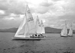 El embalse de Borbollón tendrá una escuela deportiva de vela en el término de Santibáñez el Alto