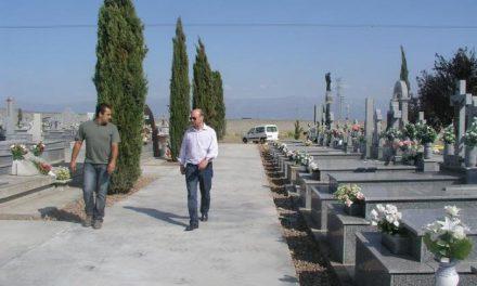 El Ayuntamiento de Navalmoral de la Mata agiliza la urbanización del cementerio municipal