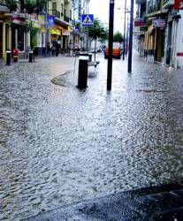 Los afectados por las inundaciones en Villaneva de la Serena demandarán al gobierno local