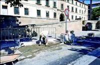 El Ayuntamiento de Plasencia espera contar en la feria con la estructura del recinto multiusos