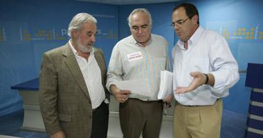 """Tres candidatos a la Presidencia del PP impugnan el congreso por """"alteración del censo de afiliados"""""""