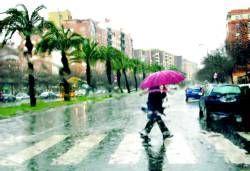 El Centro 112 está en alerta este sábado ante la previsión de lluvias y tormentas en toda la comunidad
