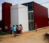 El centro de interpretación de Trasierra acoge una exposición de fotografías ambientales