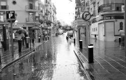 Los afectados por las inundaciones en Villanueva de la Serena del día 21 no demandarán al consistorio