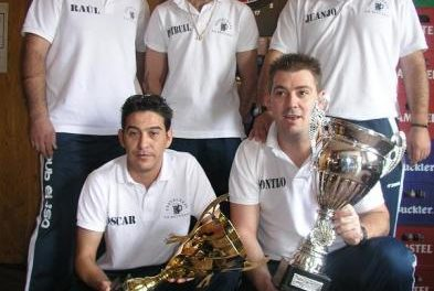 El equipo Ceresdard de Coria se proclama Campeón de Extremadura en lanzamiento de dardos electrónicos