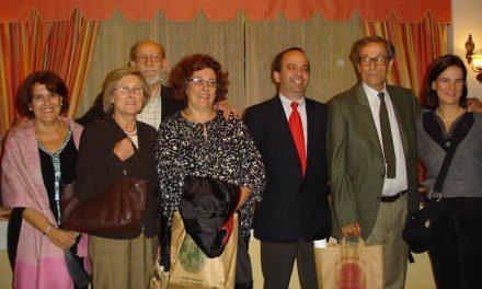 Un acto con 250 personas ensalza la figura de los escritores Hermanos Caba en Arroyo de la Luz
