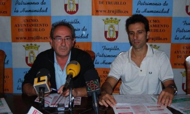 Trujillo estrena la nueva temporada de escuelas deportivas de las que se beneficiarán 500 usuarios