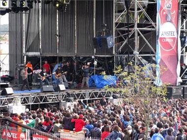 El Ayuntamiento de Cáceres mantiene su mano tendida al festival Extremúsika para que se celebre en la ciudad