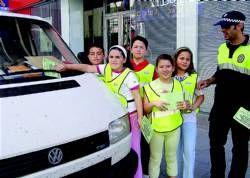Escolares de Don Benito se formarán en educación vial para ser unos buenos conductores y peatones