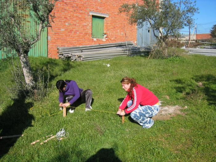 Las alumnas de Agricultura Ecológica acudan a la presentación de la asociación Extremadura Sana