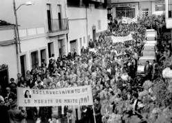 Detenido un vecino de Almendralejo por quebrantar una condena de destierro de dieciocho años