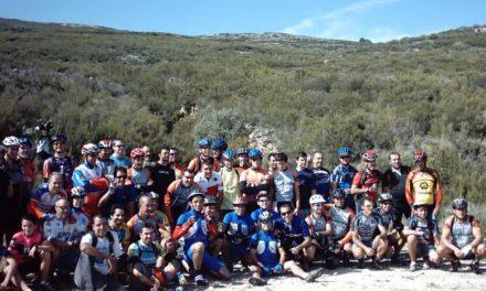 Más de cien ciclistas participarán el día 7 de octubre en la tercera ruta al Pico de Jálama