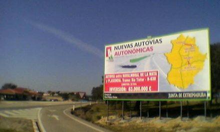 Adjudican un nuevo tramo de la autovía Ex-A1 entre Moraleja Este y Moraleja Oeste por 18 millones