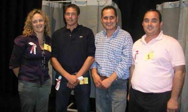 El cauriense, Fernando Gil, será el Abanderado de la Peña de la Junta de Defensa para San Juan del 2009
