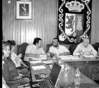 Juan Andrés Tovar se reúne con los alcaldes de varios pueblos para conocer sus necesidades y prioridades
