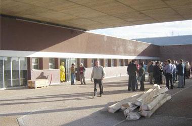 El Hospital Tierra de Barros  de Almendralejo podría quedarse sin médicos digestivos en noviembre