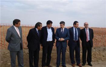 La primera planta de biomasa de la región entrará en funcionamiento en Miajadas en el año 2010