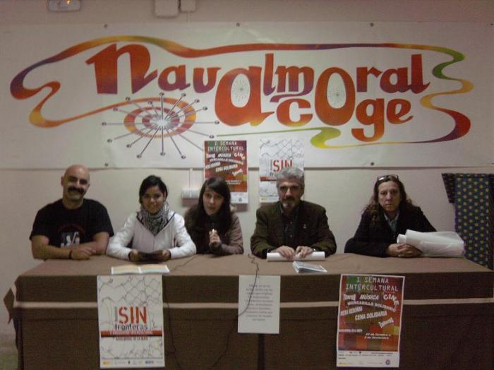 Del 27 de octubre al 2 de noviembre se celebrará la I Semana Intercultural en Navalmoral de la Mata