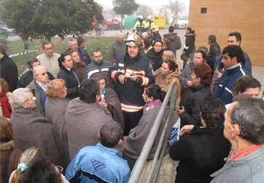 CCOO denuncia ilegalidades en las bases de la convocatoria de 10 plazas de bombero en Badajoz