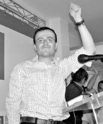 Miguel Ángel Gallardo renueva al frente de la secretaría general del PSOE en Villanueva de la Serena