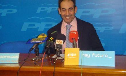 El PP de Cáceres celebrará su X Congreso Provincial el próximo día 13 de diciembre con 1110 compromisarios