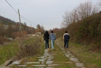 Alumnos de Baños aprenderán a cuidar y proteger el patrimonio natural de la Vía de la Plata