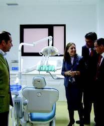 La consejera de Sanidad ve inviable duplicar urgencias en el Centro de Salud de Don Benito-Villanueva