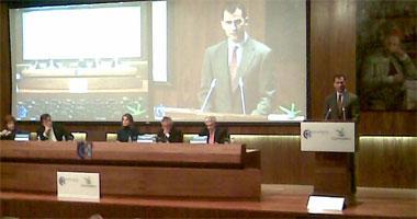 El Príncipe destaca en Cáceres el valor añadido que el español y el portugués poseen en internet