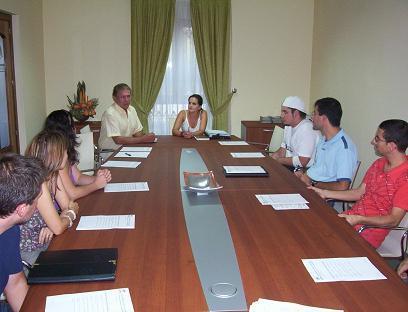 La Mancomunidad Sierra de San Pedro tratará de evitar la emigración de los jóvenes que residen en zonas rurales