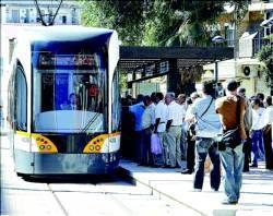 El equipo de gobierno de Mérida estudia poner en marcha un tranvía tras la llegada del AVE