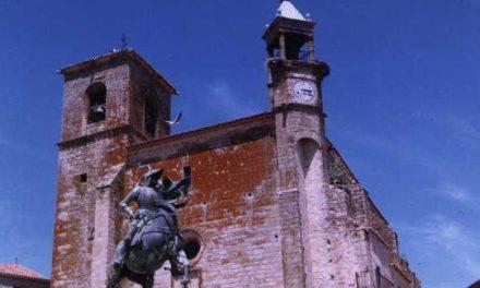 El ayuntamiento de Trujillo realiza la memoria para optar a la candidatura de  Patrimonio de la Humanidad