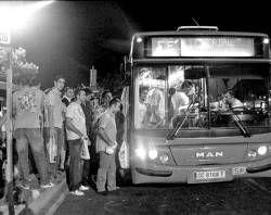 Los conductores del autobús urbano de la ciudad de Cáceres reivindican medidas de seguridad