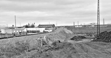 Ploder inicia la obra para suprimir en el término municipal de Almendralejo  los 7 pasos a nivel