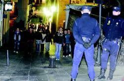 El neonazi que apuñaló a otro ultra en una trifulca en Cáceres se enfrenta a 4 años de prisión