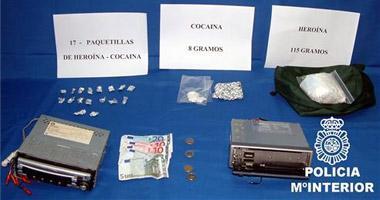 La Policía Nacional de Mérida ha arrestado a una mujer acusada de tráfico de drogas