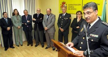 El nuevo comisario de Cáceres sustenta su trabajo en la colaboración, el trabajo y el respeto