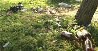 La Confederación del Guadiana retira 300 toneladas de basura de los canales de Vegas Altas