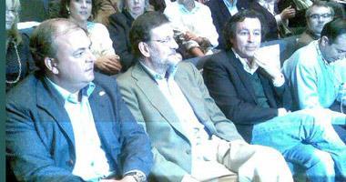 Monago, elegido presidente del PP de Extremadura con el apoyo del 90% de los compromisarios