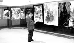 La pintora Pilar Fernández Jiménez, de Almendralejo, gana el concurso de El Obrero Extremeño