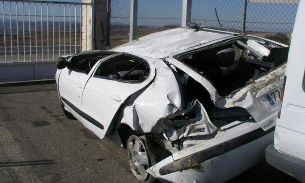 Un joven de Riolobos, de 23 años, fallece esta madrugada en un accidente de tráfico cerca de El Batán