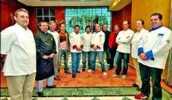 Toño Pérez, del Restaurante Atrio, participará en el festival gastronómico que se celebrará en Plasencia