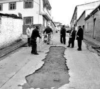 El ayuntamiento de Cáceres niega que haya problemas en la red de agua de Fuente Rocha