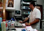 La receta electrónica estará completamente implantada en las 680 farmacias de la región en junio del 2009