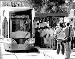 Un tranvía circulará entre Don Benito y Villanueva de la Serena tras la firma de un convenio entre los alcaldes
