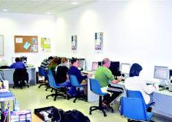 Más de doce mil personas han pasado por el centro educativo de Villanueva de la Serena en este año