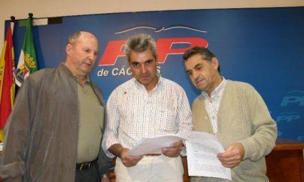 El PP de Cabañas del Castillo denuncia un problema de salud pública con el agua potable de las pedanías