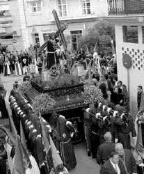 La Hermandad Nuestro  Jesús Nazareno y Nuestra Señora del Calvario de Villanueva cumple 180 años