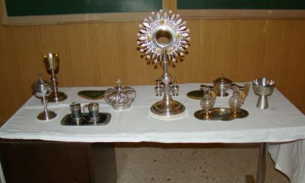 La iglesia de Casares de Las Hurdes recupera en Salamanca las reliquias que fueron robadas en 2007
